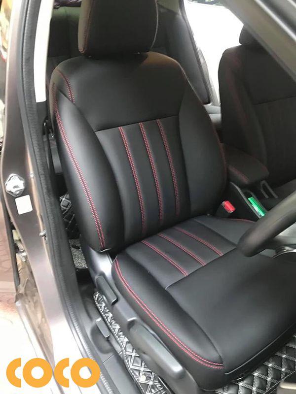 báo giá bọc ghế da ô tô