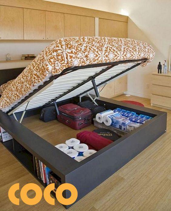 giường ngủ ngăn chứa đồ